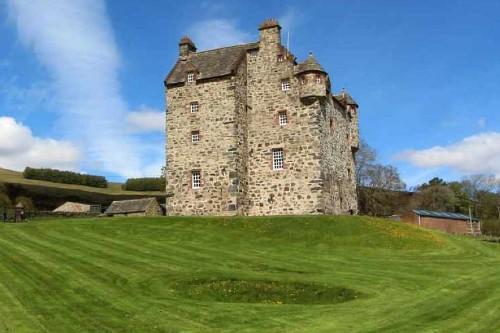 Private Castle Hire in Scotland